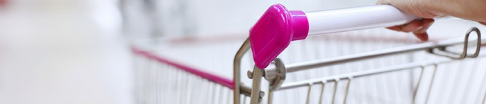 Checkout - shopping trolley - Prevent Breast Cancer