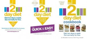 The 2-Day Diet Books