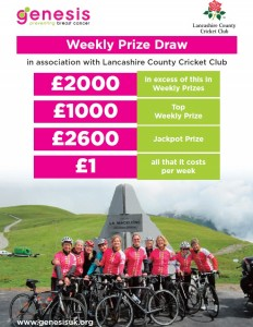 JPEG of front cover lottery flyer