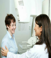 Breast Cancer Screening Woman - Prevent Breast Cancer