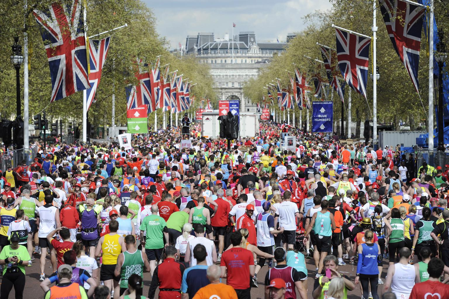 London Marathon Prevent Breast Cancer