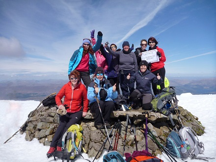3 Peaks Challenge Prevent Breast Cancer
