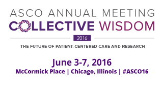 2016 ASCO Annual Meeting