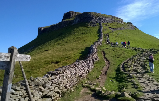 Yorkshire 3 Peaks Challenge Prevent Breast Cancer Charity UK