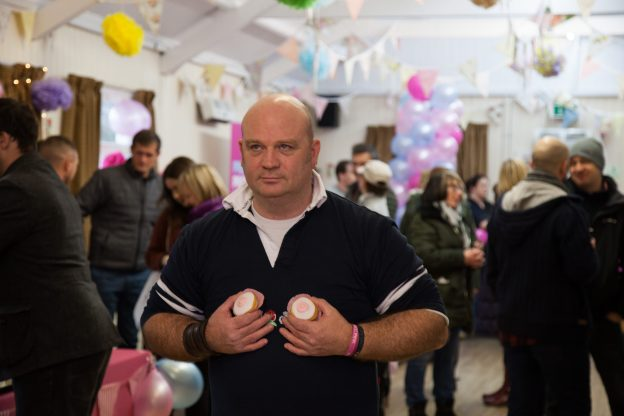 Ian Bentley male breast Cancer story
