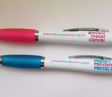 Prevent Breast Cancer Pen