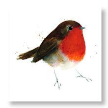 Proud Robin Christmas Cards Prevent Breast Cancer Charity UK