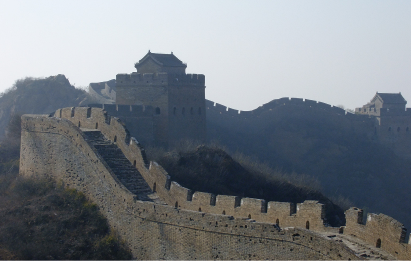 Great Wall of China Trek 2019 Prevent Breast Cancer Charity UK