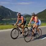 Salzburg to Vienna Cycle Challenge Prevent Breast Cancer cycle for charity