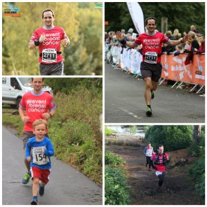 Adam Maloyd Wooler Trail Marathon Blog Image Prevent Breast Cancer Charity UK