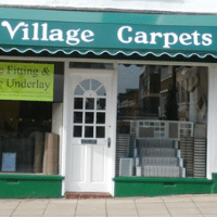 Village Carpets Paint Altrincham Pink Prevent Breast Cancer Charity UK