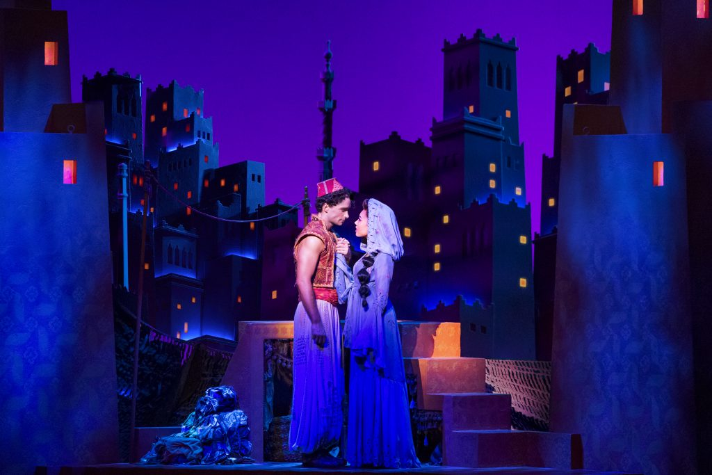 Disney's Aladdin The Musical Prevent Breast Cancer