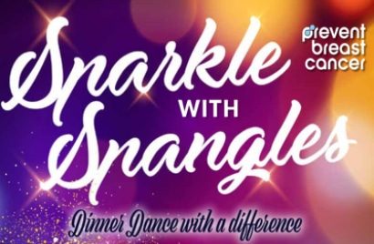 Dinner Dance Sparkle with Spangles