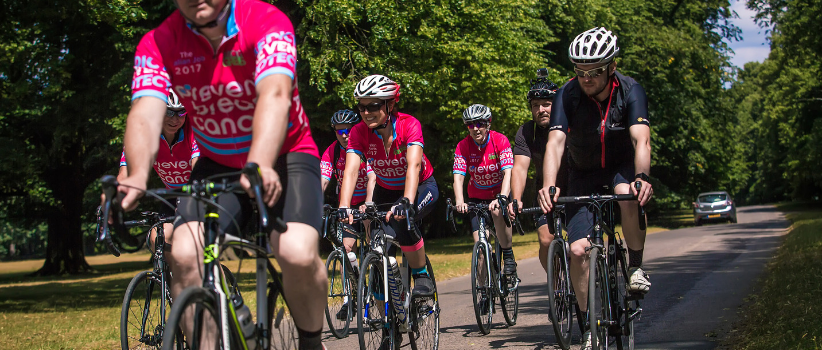 Prudential Ride London 46 Prevent Breast Cancer Charity UK