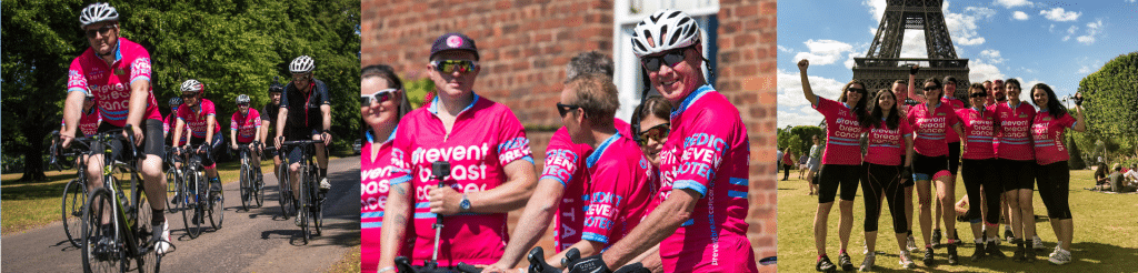 39e3724a9 Cycling Prevent Breast Cancer Charity UK