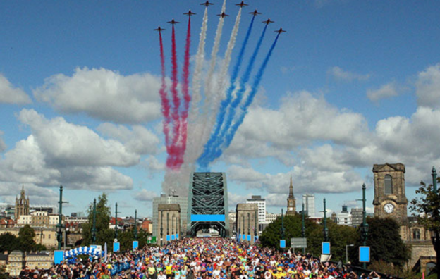 Great North Run 2019 Prevent Breast Cancer Charity UK