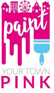 Paint Your Town Pink Prevent Breast Cancer Charity UK