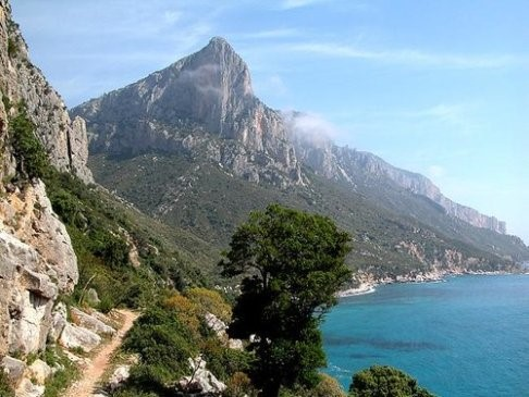 Views in Sardinia Chris & Gabs Prevent Breast Cancer Charity UK