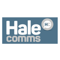 Hale Communications Prevent Breast Cancer Paint Altrincham Pink