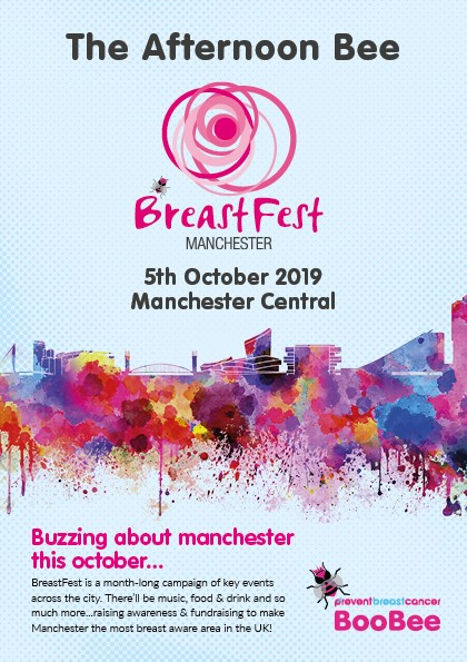 BreastFest 2019 Prevent Breast Cancer Charity UK