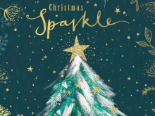 Christmas Sparkle Prevent Breast Cancer Christmas Cards