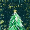 Christmas Sparkle Christmas Cards Prevent Breast Cancer Charity UK
