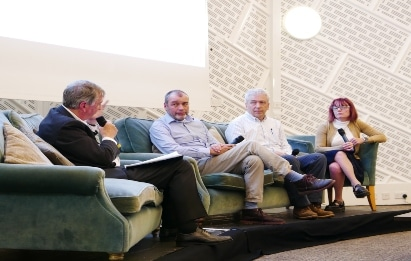 Breast Density Panel at Research Evening 2019