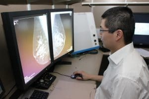 Protecting yourself by attending your mammograms