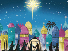 Bethlehem Prevent Breast Cancer Charity Christmas Cards