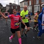 Manchester Marathon 2019 Prevent Breast Cancer