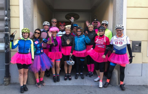 Seville to Malaga Cycle Challenge Prevent Breast Cancer Charity UK