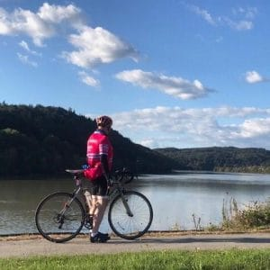 Vienna to Budapest Cycle Challenge Chapeau Events Prevent Breast Cancer Charity UK