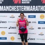 Manchester Marathon 2021 Prevent Breast Cancer Charity UK