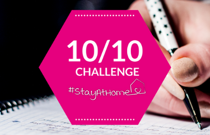 10 Out of 10 Challenge Prevent Breast Cancer Charity UK