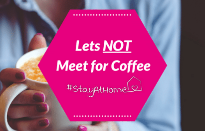 Lets Not Meet For Coffee Prevent Breast Cancer Charity UK