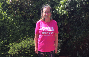 Patricia S Prevent Breast Cancer Charity Walking Blog