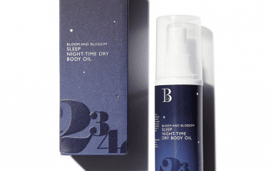 Bloom and Blossom Night Dry Oil Prevent Breast Cancer Charity UK