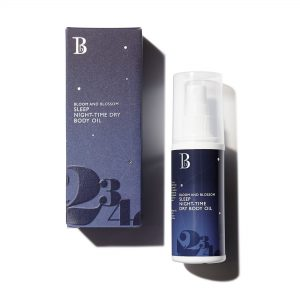 Bloom and Blossom: Sleep Night-Time Dry Body Oil