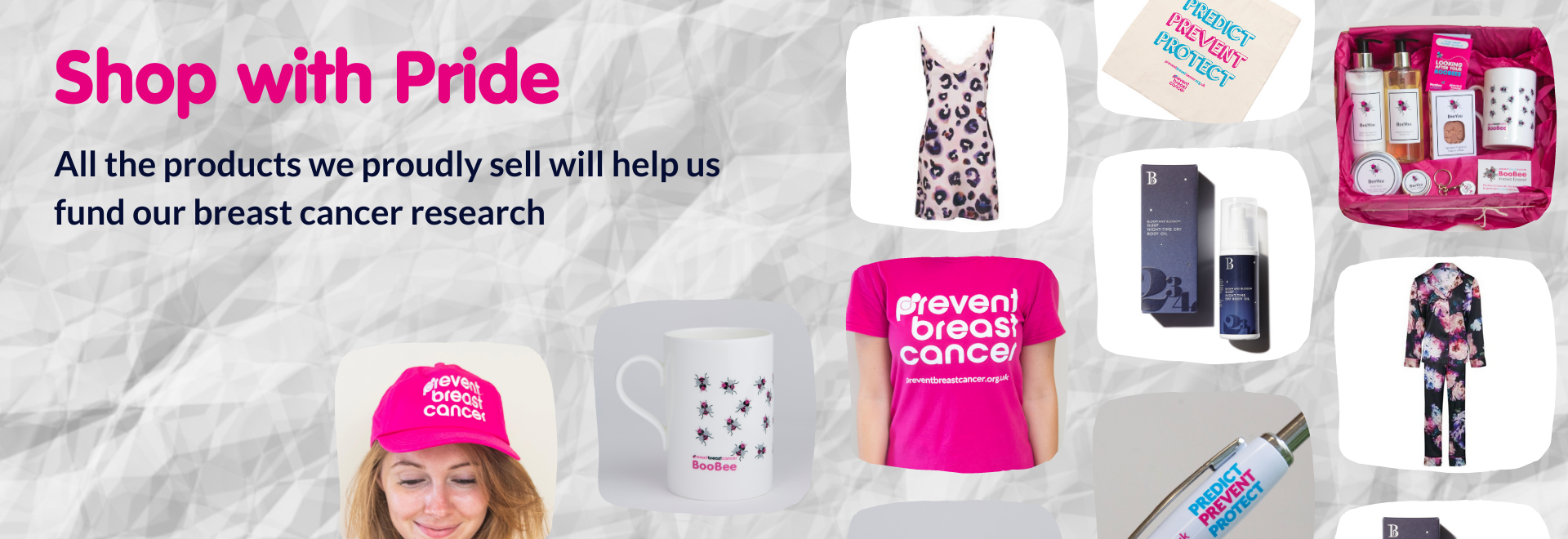 Prevent Breast Cancer Shop
