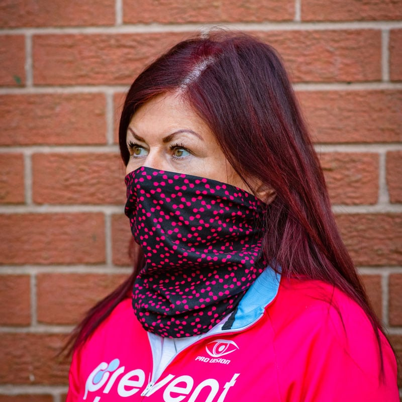 Prevent Breast Cancer Cap Merchandise Clothing Charity UK